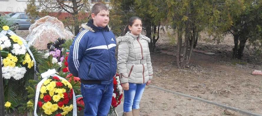 С различни мероприятия в Симеоновград почетоха паметта на Апостола