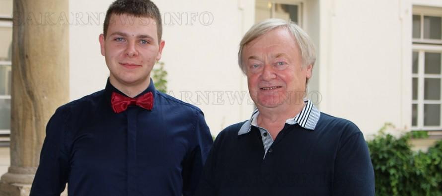 За младия талант Стоян Караиванов 2015 година бе много успешна