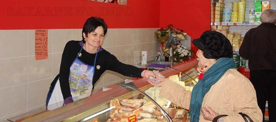 За 8 март харманлиец подари  на съпругата си супермаркет