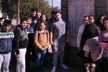 Симеоновградски ученици участваха  в Урок по родолюбие