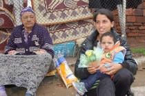 Само няколко жени от Маламар дере се похвалиха с цветя за 8 март
