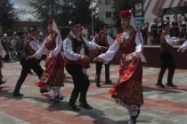 Сливенският ансамбъл гостува на Елхово за Празника на града