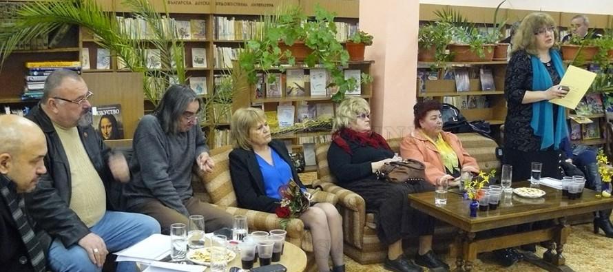 Творчеството на Илко Карайчев събра поети и почитатели в Тополовград