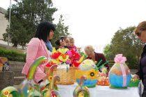 Великденския базар в Харманли –  с по-голям успех от миналата година