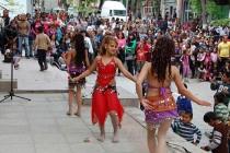 В Симеоновград отбелязаха Деня на ромите с много танци