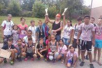 Боркините на Симеоновград  спечелиха медали от ДЛОШ