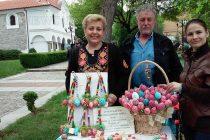 Организираха благотворителен Великденски базар в Елхово