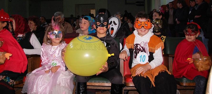 Детските карнавали се превърнаха в хит по селата