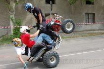 Мотористи изляха  адреналина си на шоу