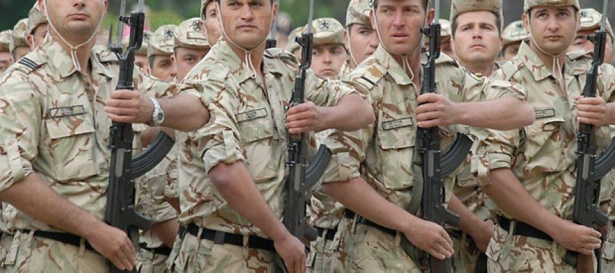 Течат процедури за наемане на кадри в българската армия