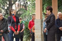Габриела Петрова бе водещ на спортна церемония в Харманли
