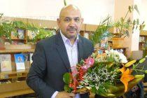 Николай Дялков представи новата си стихосбирка