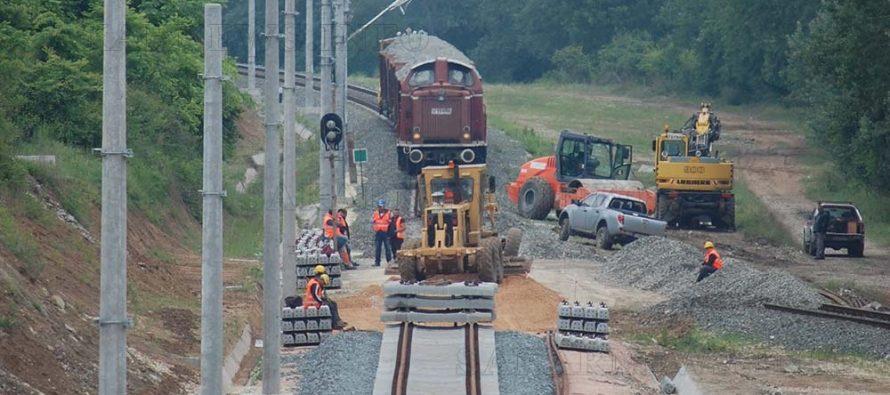 В неделя откриват нова железница и рехабилитиран мост