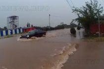 Дъжд и градушка доведоха бедствено положение в община Симеоновград