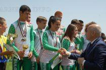 Свиленградски млади огнеборци станаха първи на турнир