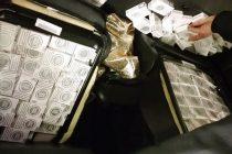 Митничари извадиха над 2 000 кутии от тапицирани с цигари седалки