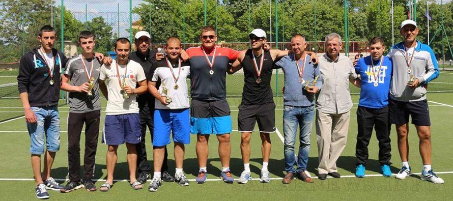 Завърши първият тенис турнир в Любимец