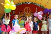 Кака Лара, Хадес и Теди забавляваха над 200 деца в парка на Харманли