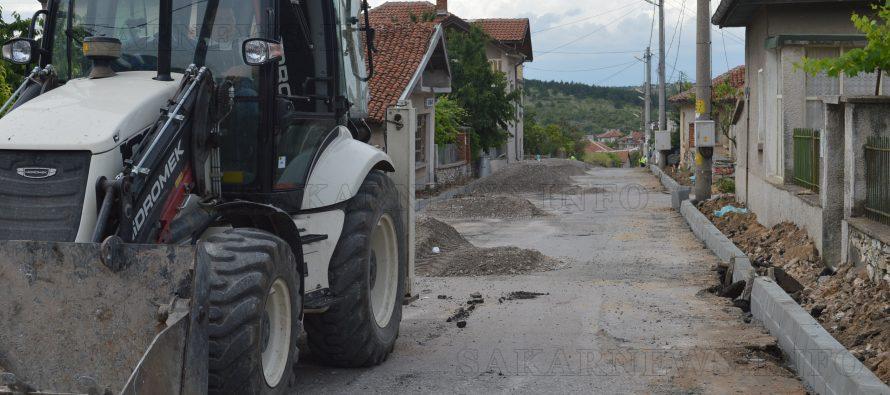 Май пак ще разкопаваме  отремонтирани улици  заради ВиК-аварии