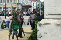 Тополовградчани почетоха Деня  на Христо Ботев