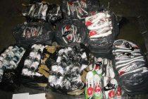 Фалшиви маркови стоки и отново цигари разкриха митничари на Капитан Андреево