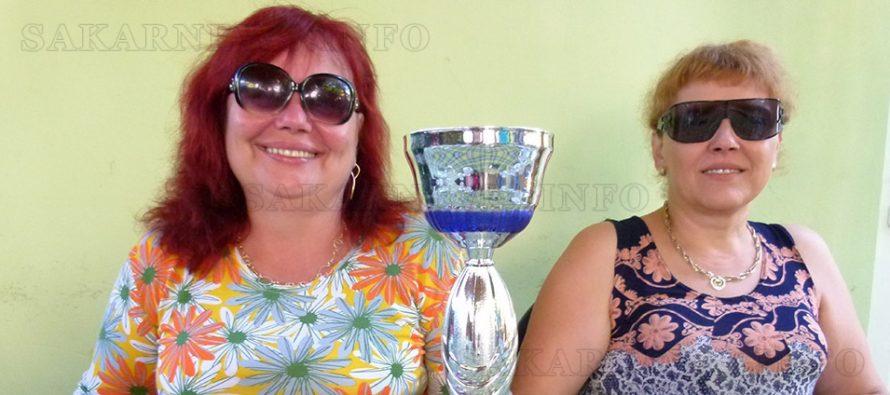 Незрящи жени пожънаха високи успехи на Световно първенство