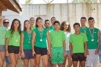 Гребците завоюваха пет медала от Републиканското първенство