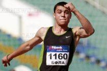 Илия Сивков в осмицата  на Балканските игри