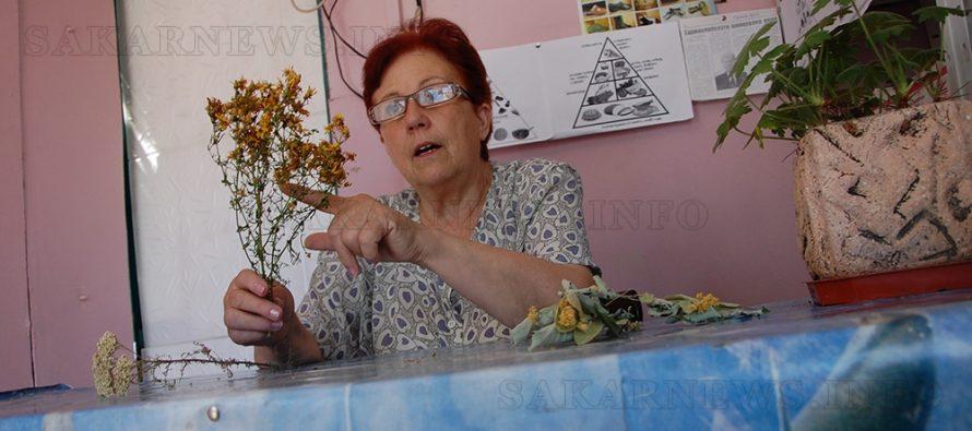 """Петя Лозкова: """"Много хора подценяват билките, тъй като лечението с тях е бавно"""""""