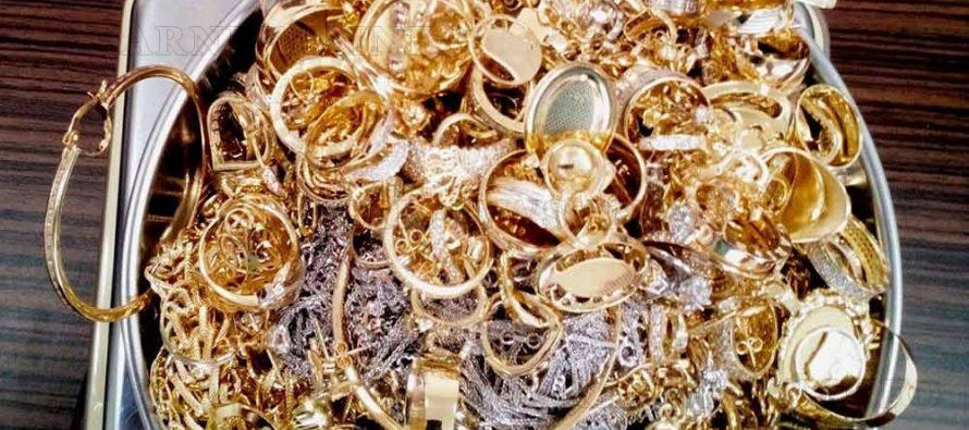 Този път откриха злато в гащите на мъже