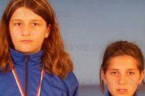 Ива и Теодора със златен и сребърен медал