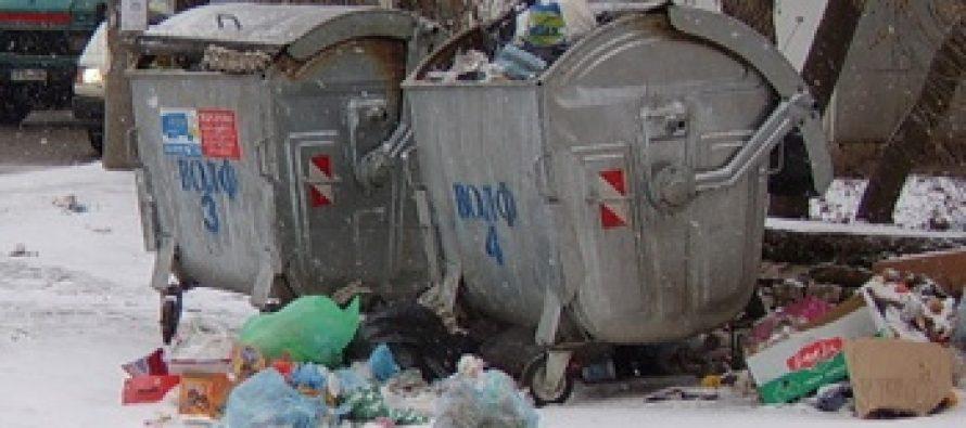 Тополовград се превърна в огромно бунище