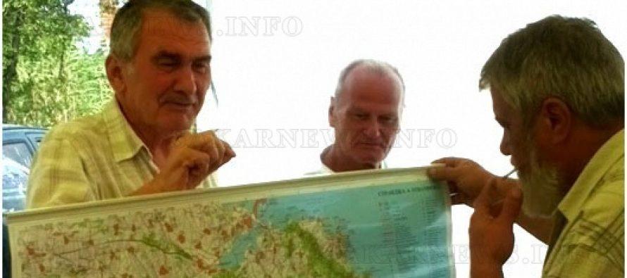 Представиха карта на рибарското селища край Бургас