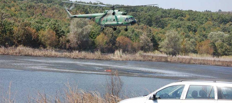 Пожарът в Сакар продължи към Оряхово и Васково