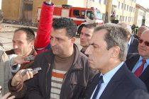 БСП протестират срещу изградения от тях лагер