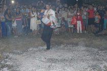Нестинарски танци и много песни и хора на събора в  Синапово