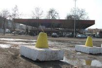 "Затвориха паркинг ""Турист"" в Харманли заради шапа"