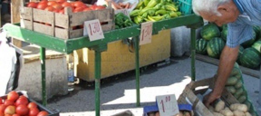 Скачат цените на хляб, домати и печени пилета