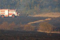 За два часа горя пожар между Овчарово, Свирково и Шишманово