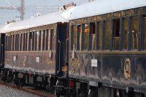 """""""Ориент Експрес"""" спря на гарата в Харманли"""
