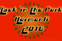 Рок в Градската градина на Харманли (отложен!)