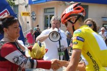 Третият етап от колоездачна обиколка финишира в Ивайловград