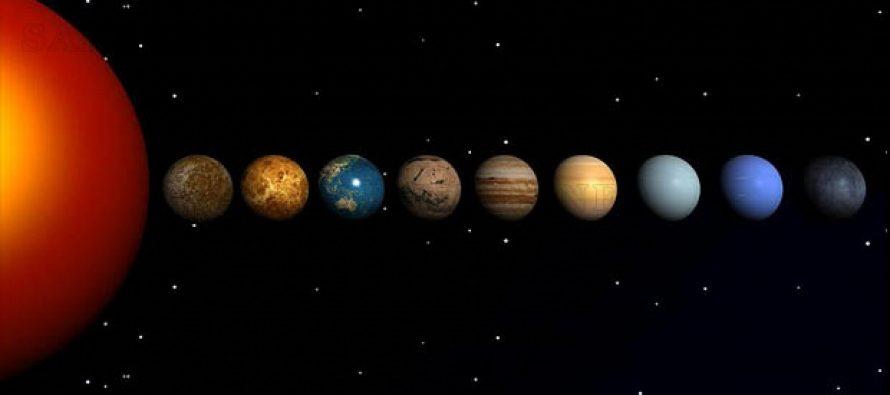 Планетите – посланици на  необятния космически разум