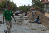 Ремонтират улици с общински средства