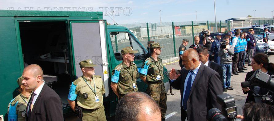 Европа  вече ще пази границата ни с Турция