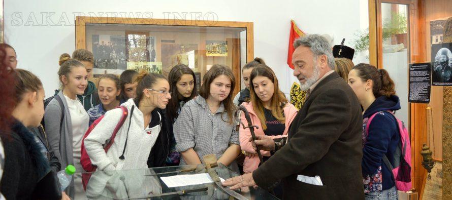Ученици гостуваха на музей