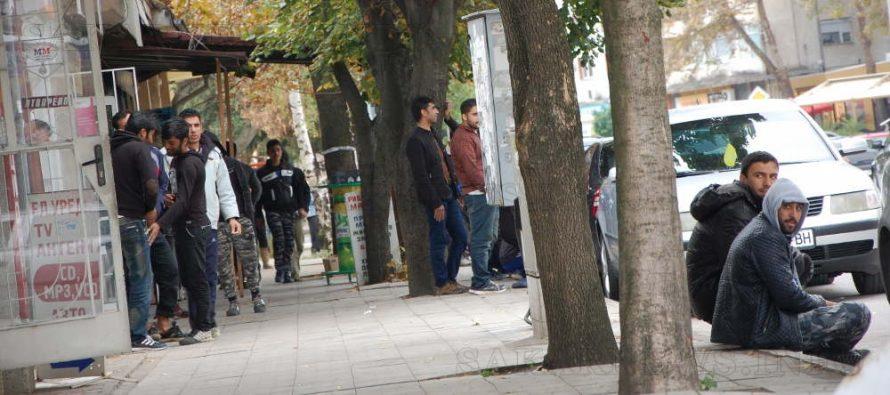 Търговци искат осигуряване на  спокойствие в центъра на Харманли