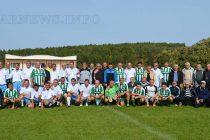 Празник за 90 години футбол в Тополовград