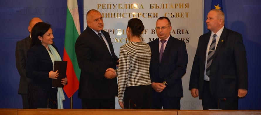 Близо 3 млн. лв. за МИГ  Любимец – Ивайловград