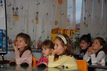 """Интерактивно обучение на децата  от ДГ """"Ален мак"""" засилва интереса  им към науките"""